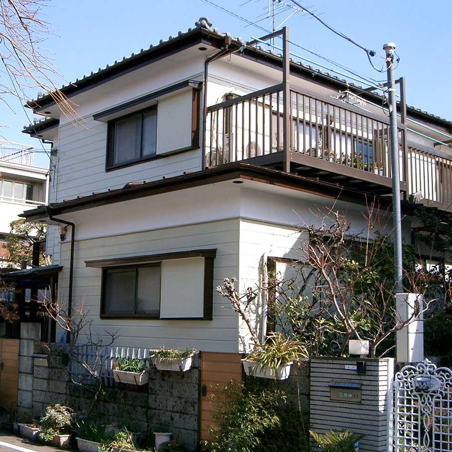 長期優良住宅:国の政策により1981年以降の住宅を長持ちさせ使用して可能にします。